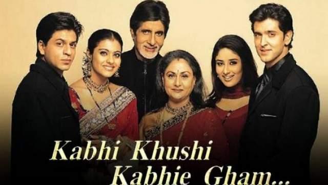 Lirik Lagu Kabhi Khushi Kabhi Gham dan Artinya