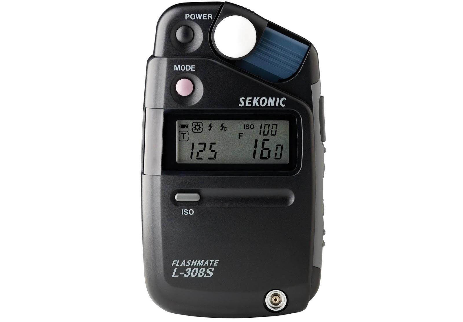 Sekonic DigiCineMate L-308DC