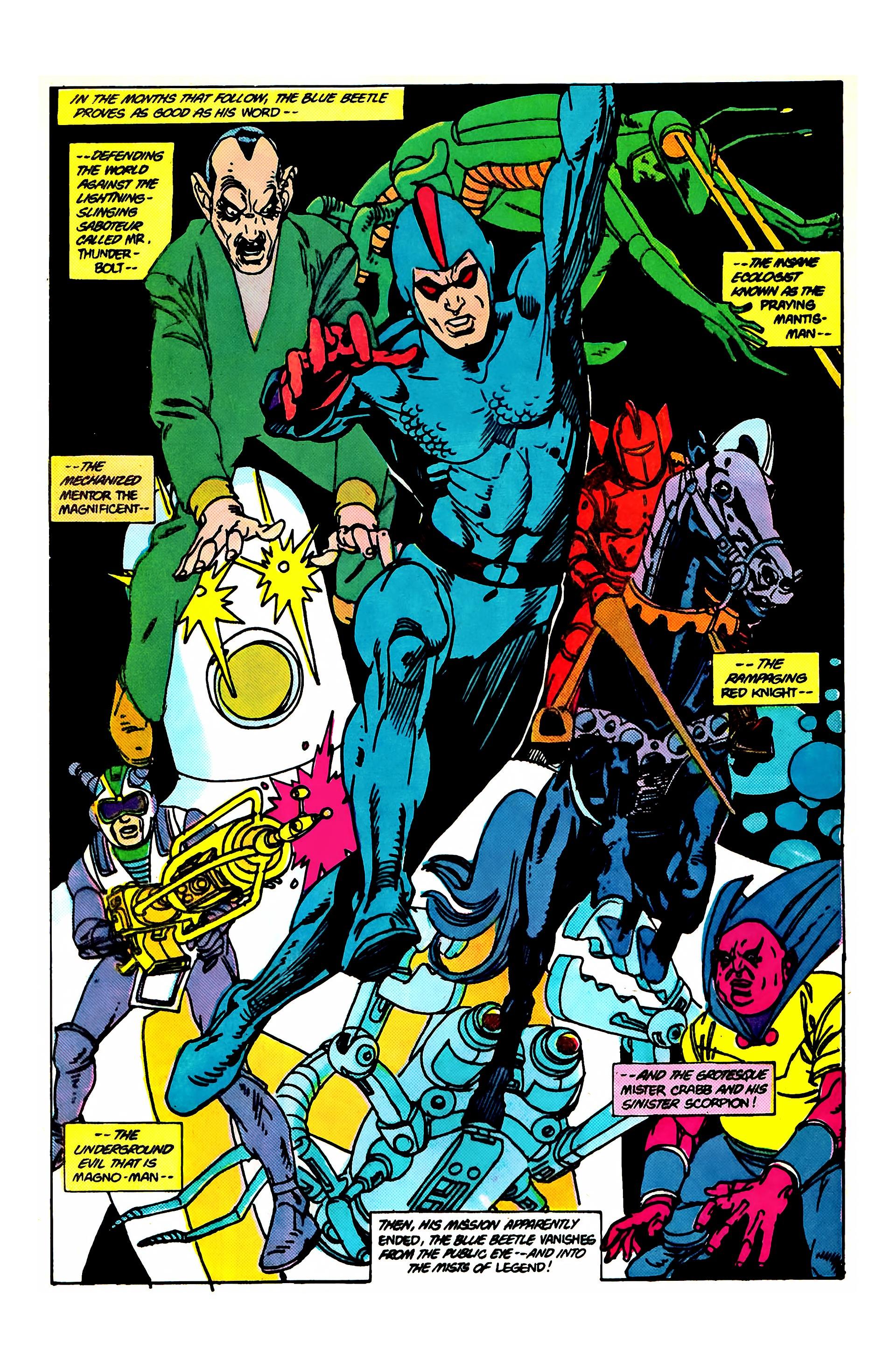Read online Secret Origins (1986) comic -  Issue #2 - 17
