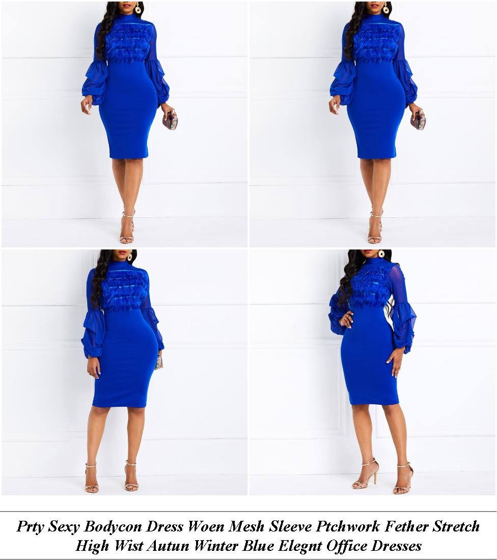 Christmas Sweater Dress Amazon - Designer Clothes Cheap Online - Blue And White Off The Shoulder Dress