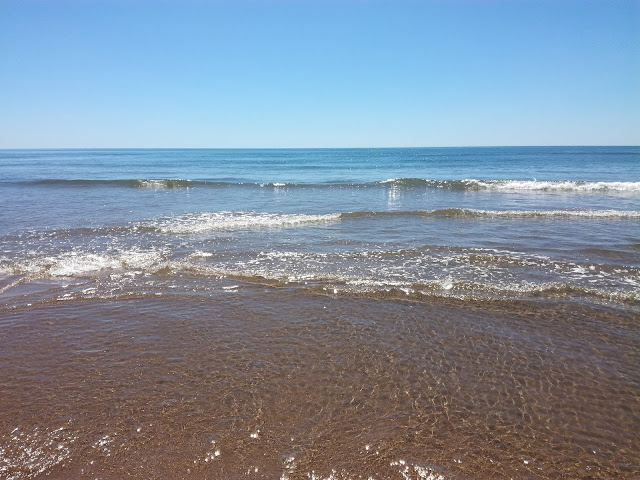 Brume Photoderm max de Bioderma Narbonne plage