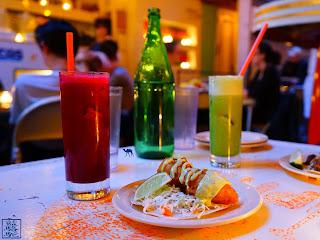 Le Chameau Bleu - Restaurant de tacos à New York - Tacombi