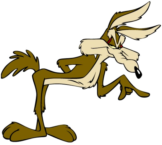 Wile Coyote Quotes. QuotesGram