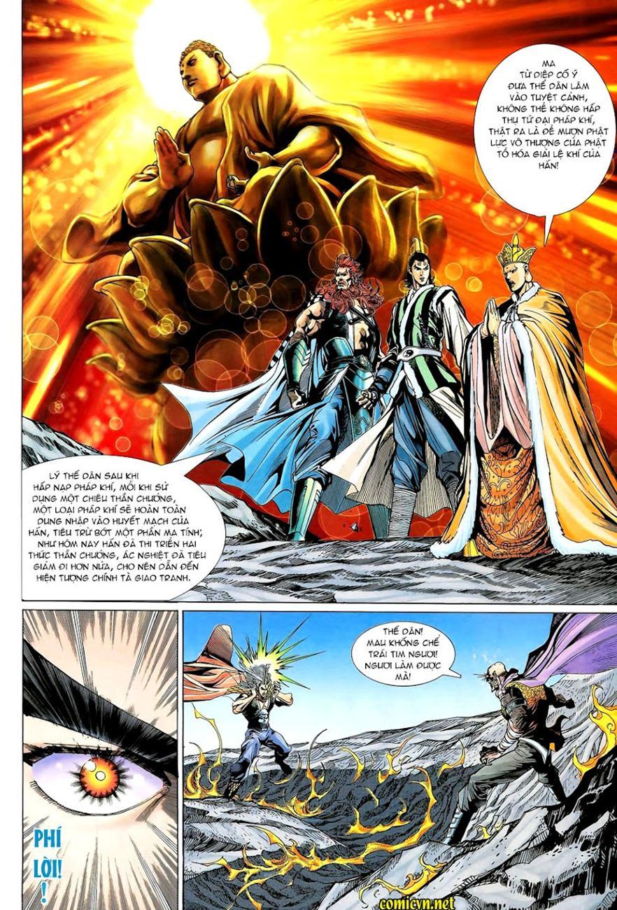 Đại Đường Uy Long chapter 101 trang 22