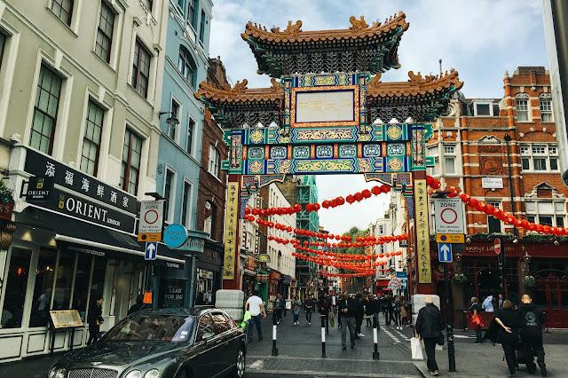 チャイナ・タウン(Chinatown)