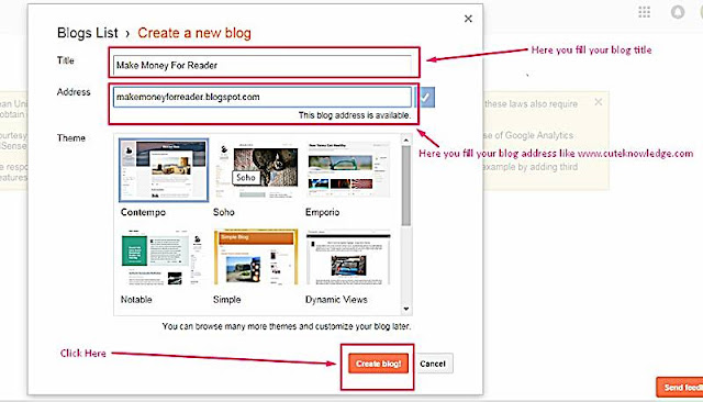 how-to-make-a-Blogspot-blog-free