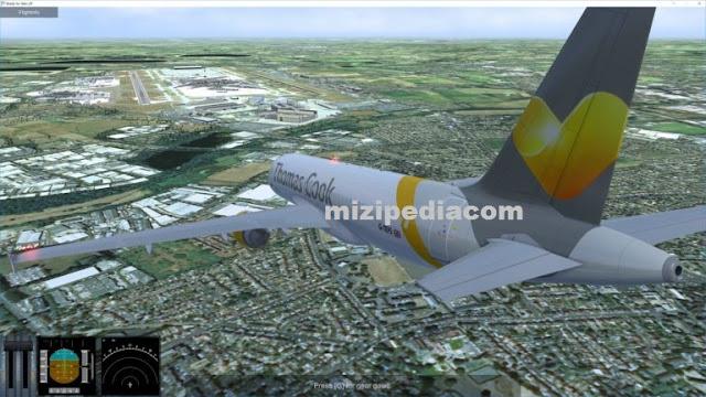 Download Gratis Flight Simulator A320