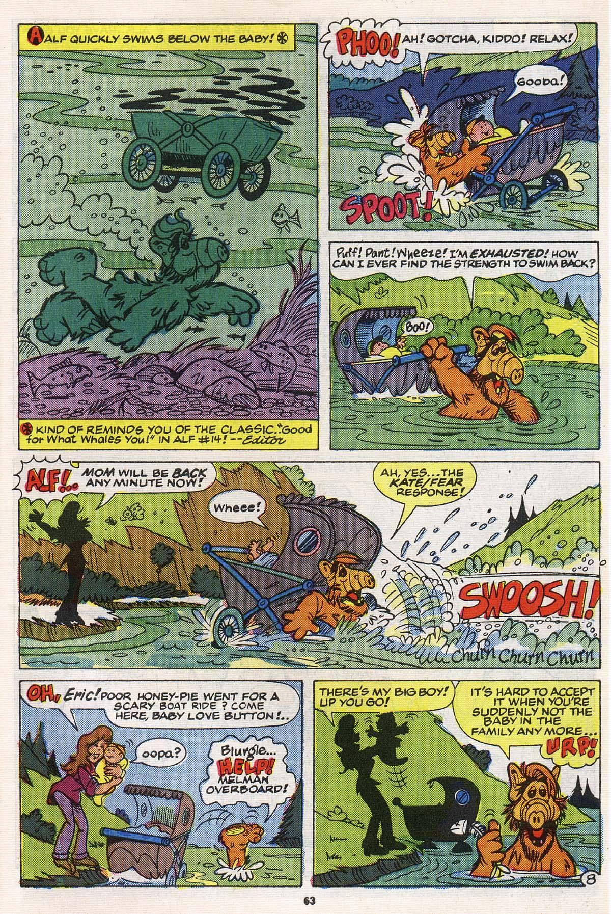 Read online ALF comic -  Issue # _Annual 2 - 57