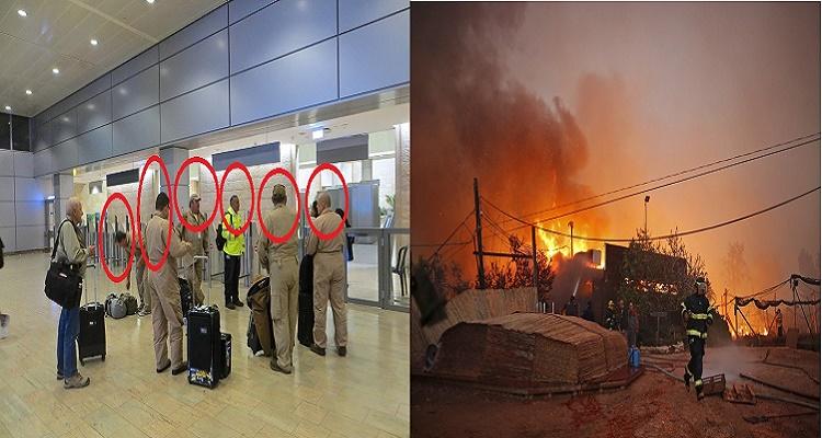 شاهد من هم الـ6 أشخاص الذين تنتظرهم إسرائيل بفارغ الصبر لإطفاء حرائقها