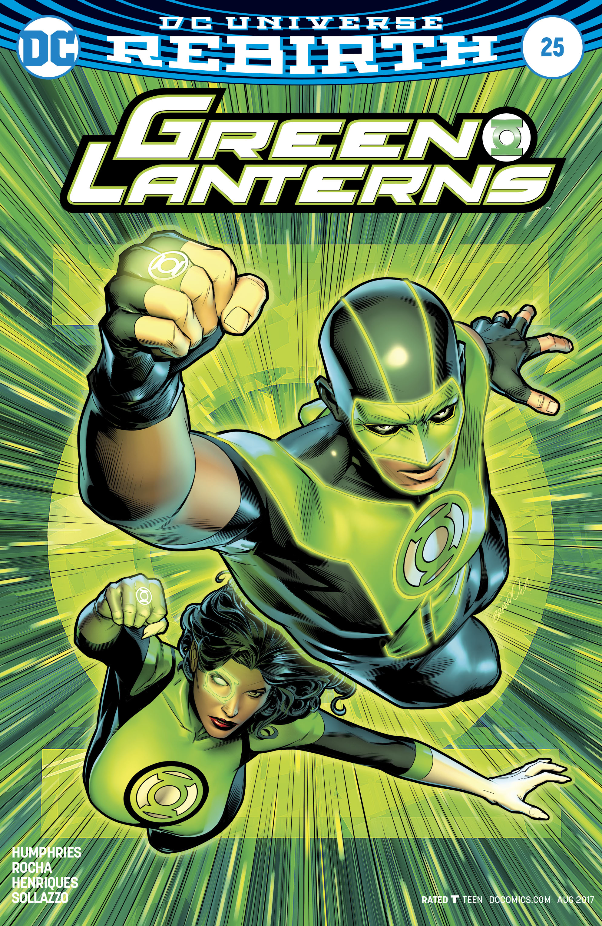 Read online Green Lanterns comic -  Issue #25 - 3