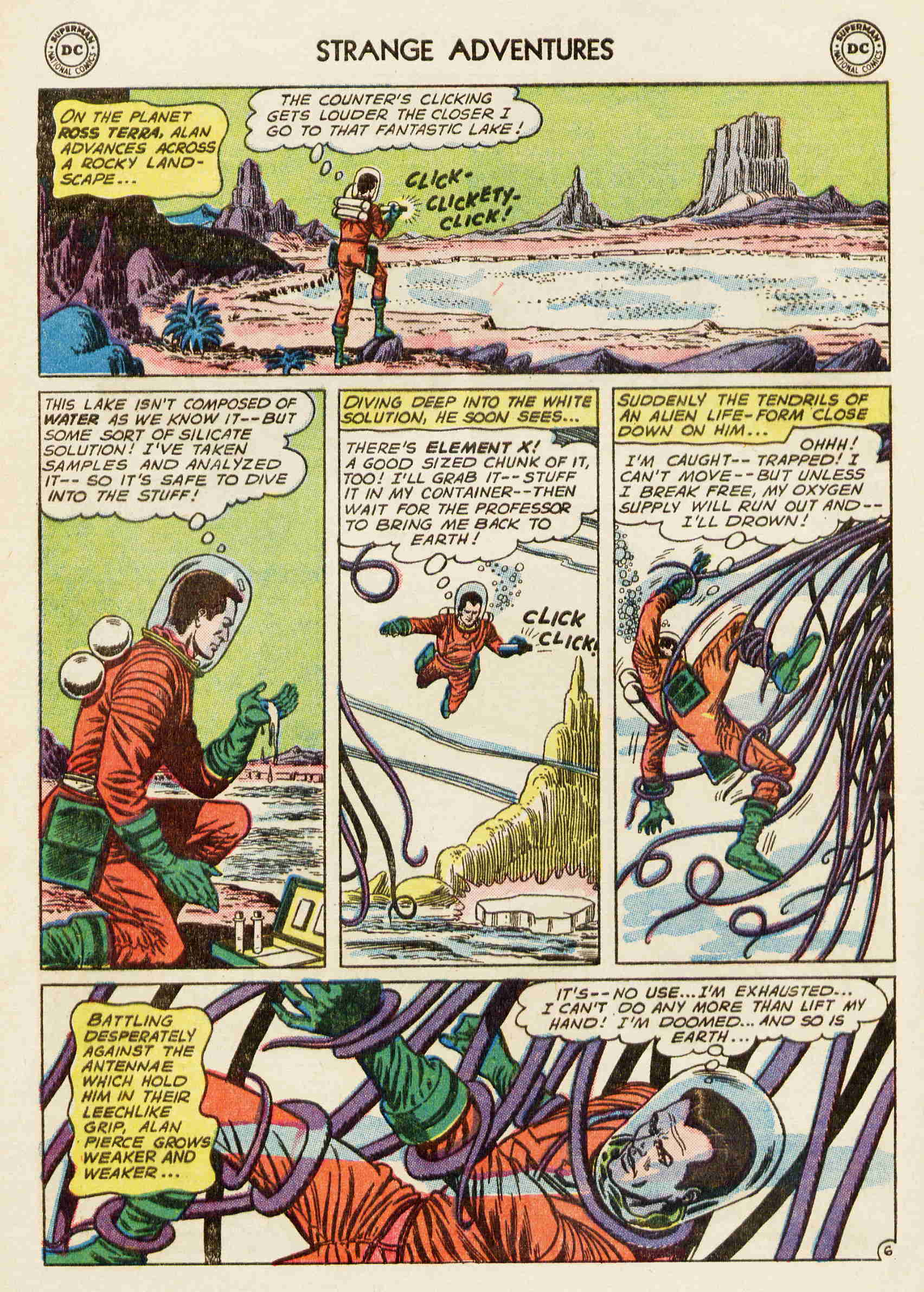 Strange Adventures (1950) issue 142 - Page 20