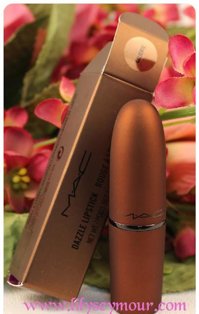 Mac Dazzle Caliente Lipstick