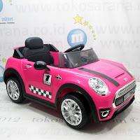 Mobil Mainan Aki Pliko PK8100N Mini Sport