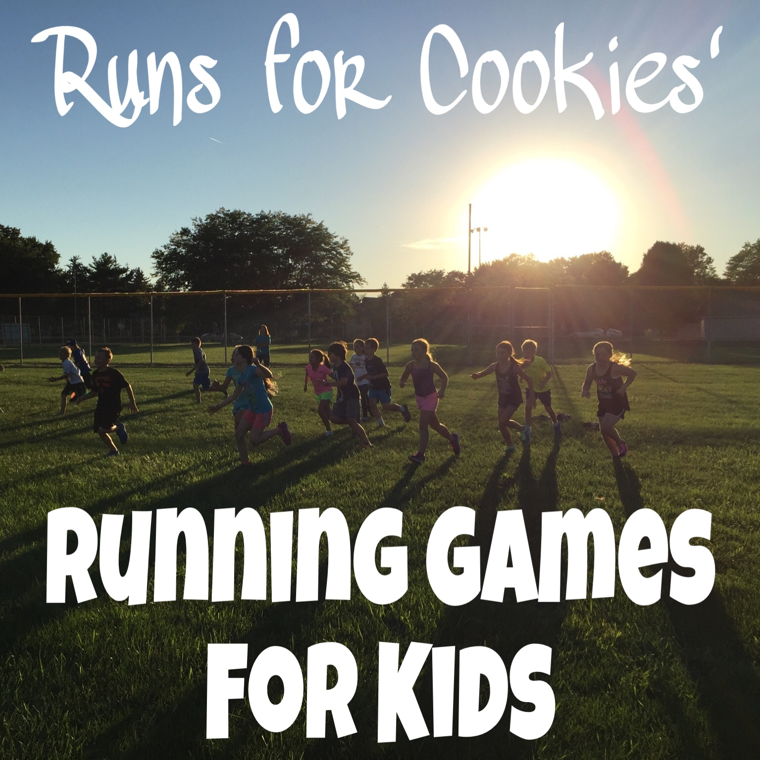 Running Games for Kids