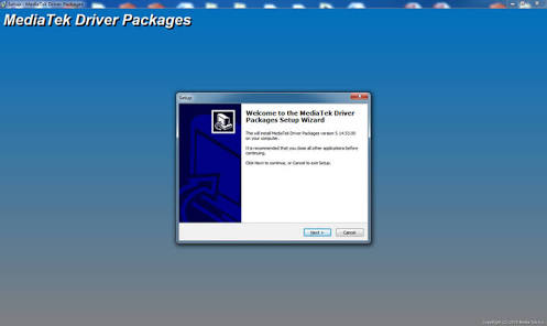 MTK USB Driver latest version free download