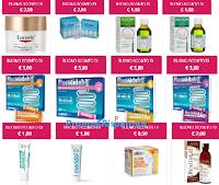 Logo Buoni sconto in Farmacia: scopri i 47 coupon da stampare