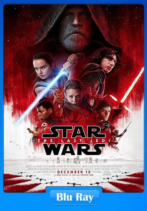 Star Wars The Last Jedi 2017 720p BRRip | 400MB 480p | 200MB HEVC Poster