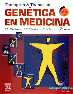 Thompson & Thompson: Genética en Medicina - 7a Edicion