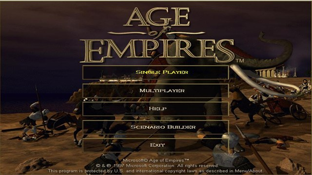 Download Age of Empires 1 PC Games