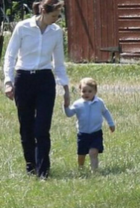 Prinz George Nanny