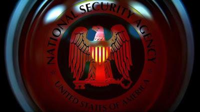 Logo de la Agencia de Seguridad Nacional de EE.UU. (NSA, por sus siglas en inglés).