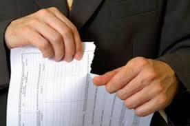 Khắc phục và xử lý hóa đơn viết sai mới nhất
