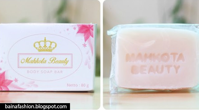 MANFAAT MAHKOTA BEAUTY BODY SOAP PEMUTIH KULIT