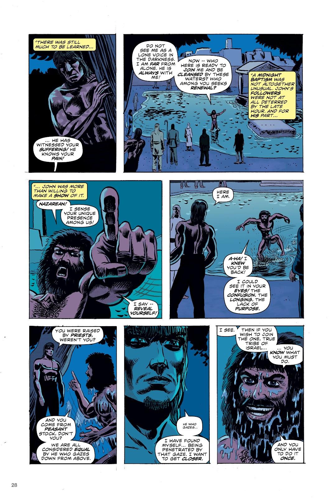 Read online Jesusfreak comic -  Issue # Full - 24