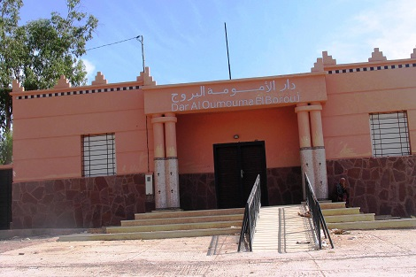 دار الولادة بمدينة البروج .. أبواب موصدة تجهض أمومة الحوامل