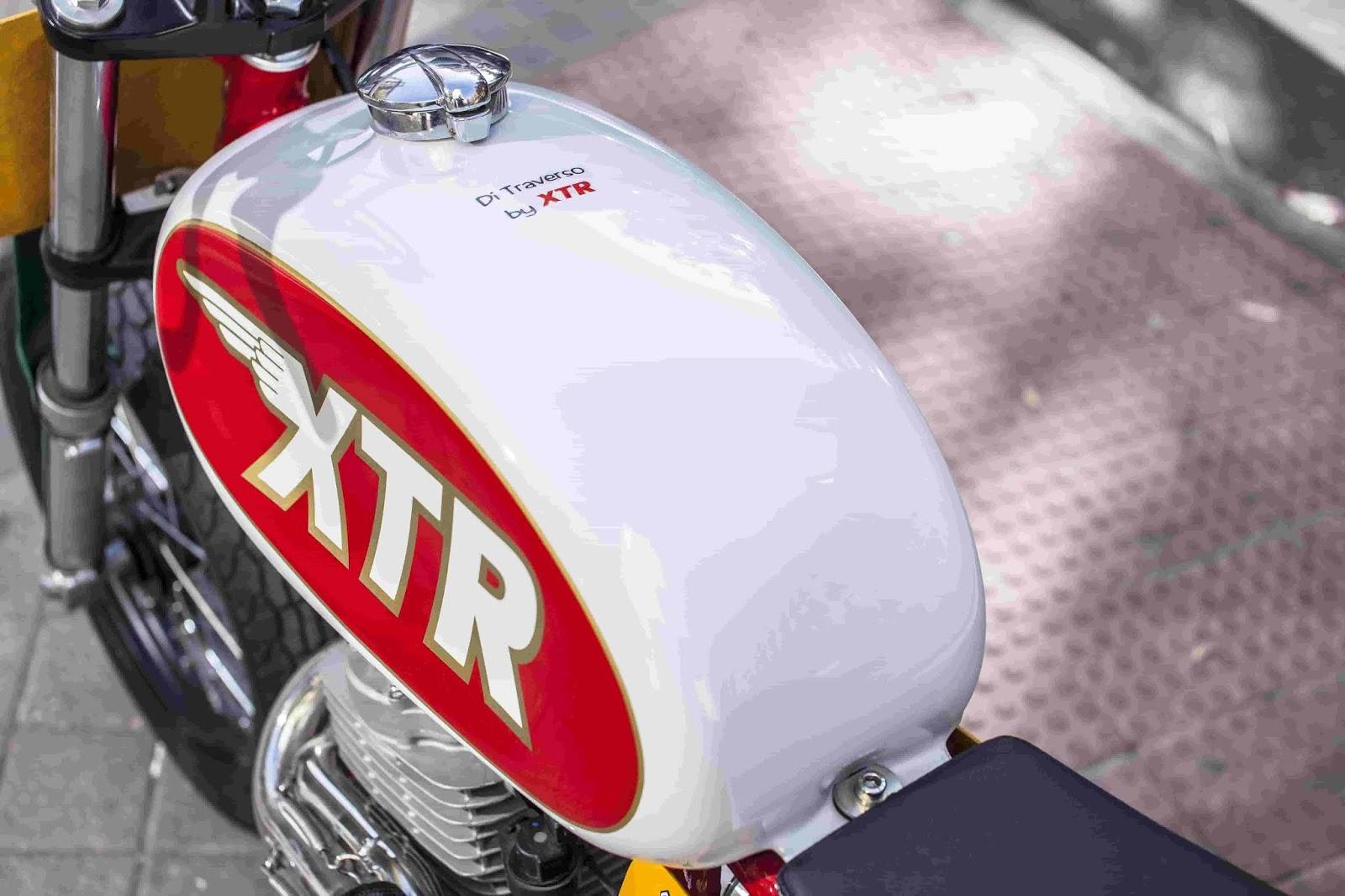 DI TRAVERSO by XTR