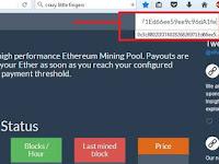 Cara Merubah minimum Payout ETH di Ethermine