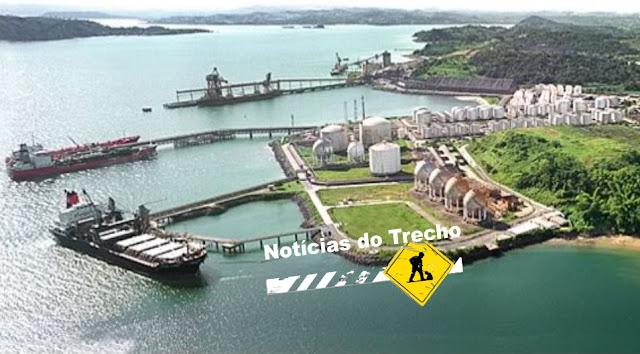 Resultado de imagem para Porto de Aratu noticias trecho