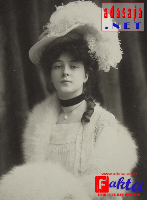 evelyn nesbit seorang supermodel pertama di dunia
