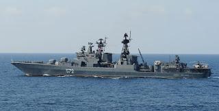 """Ρωσία και ΗΠΑ """"θερμαίνουν"""" την Μεσόγειο"""
