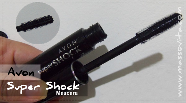 Máscara Super SHOCK da Avon