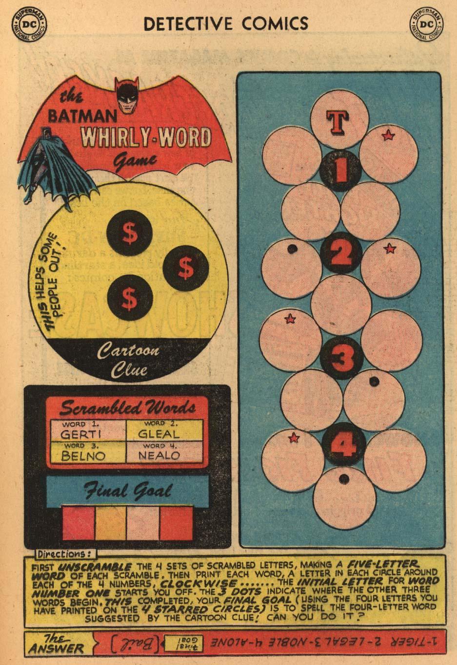 Read online Detective Comics (1937) comic -  Issue #229 - 16
