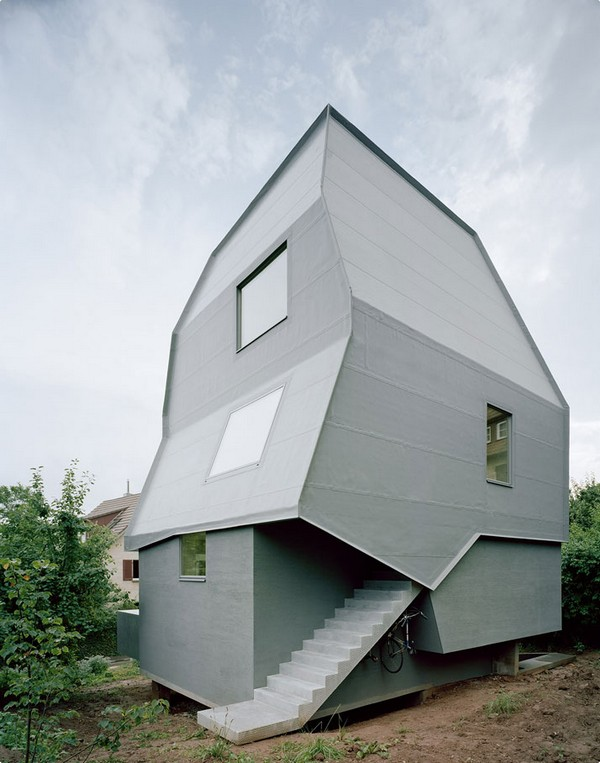 Just K house in Tübingen, Germany, Unique Homes