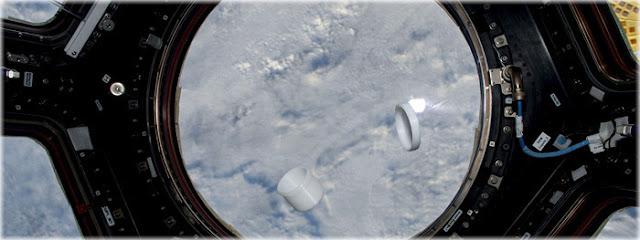 Tecnologia brasileira começa a ser usada na Estação Espacial Internacional - novembro