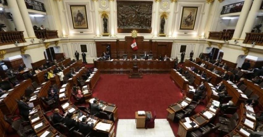 Parlamentarios podrán forman nuevas bancadas, según Sentencia del Tribunal Constitucional - TC