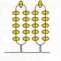 Петельное плетение из бисера для начинающих. Мастер-класс