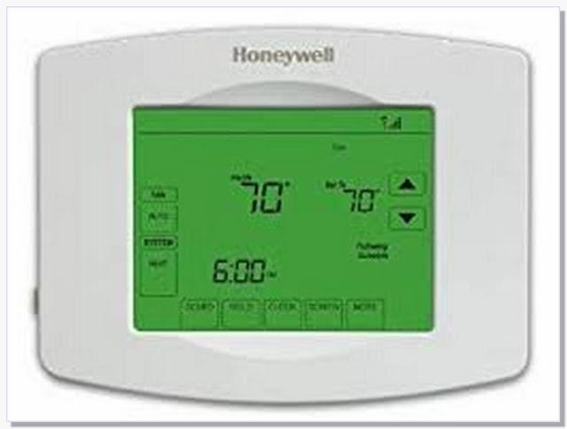 Honeywell wifi thermostat rth6580wf user manual