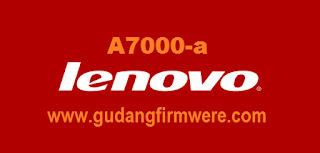 Cara Flash Firmware Lenovo A7000-a