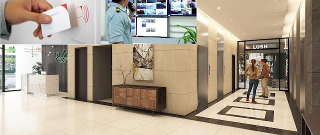 Bohemia Residence với chuẩn thiết kế Singapore