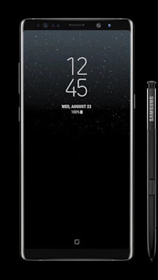 Samsung Galaxy Note 9 Leaks Suggest 6.4-Inch Display, 4000mAh Battery