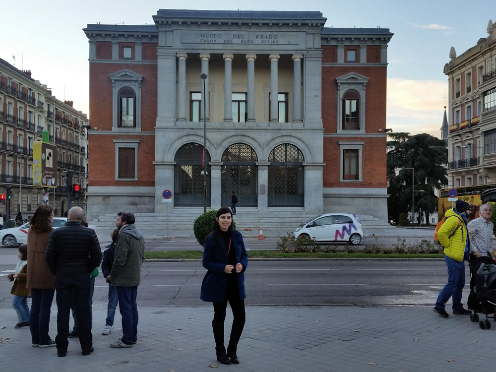 visitar de graça Museo del Prado