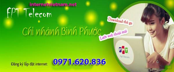 Đăng Ký Lắp Mạng Internet FPT Huyện Đồng Phú