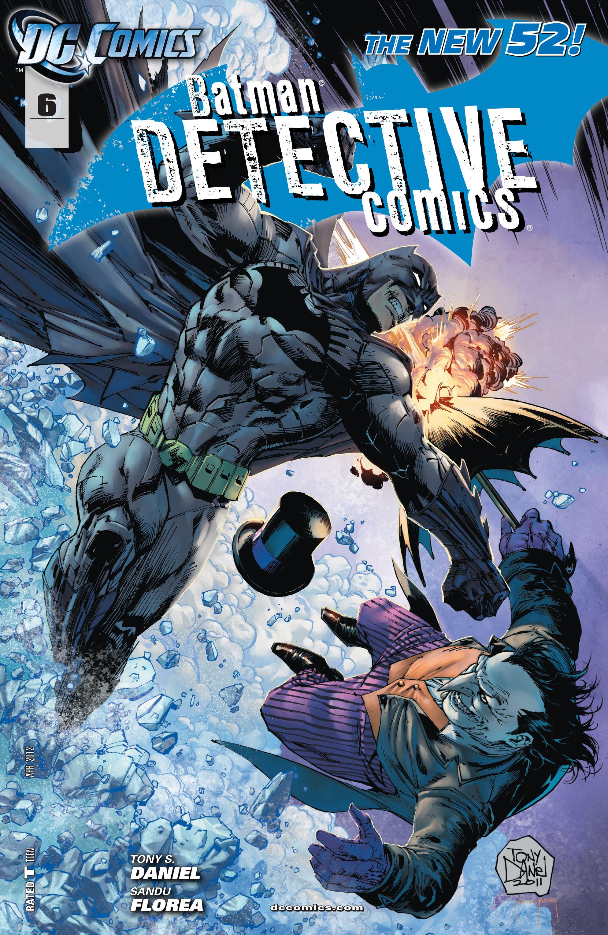 Detective Comics (2011) 6 Page 1