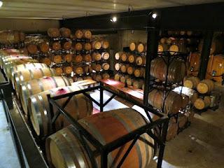 Henry of Pelham Barrel Room