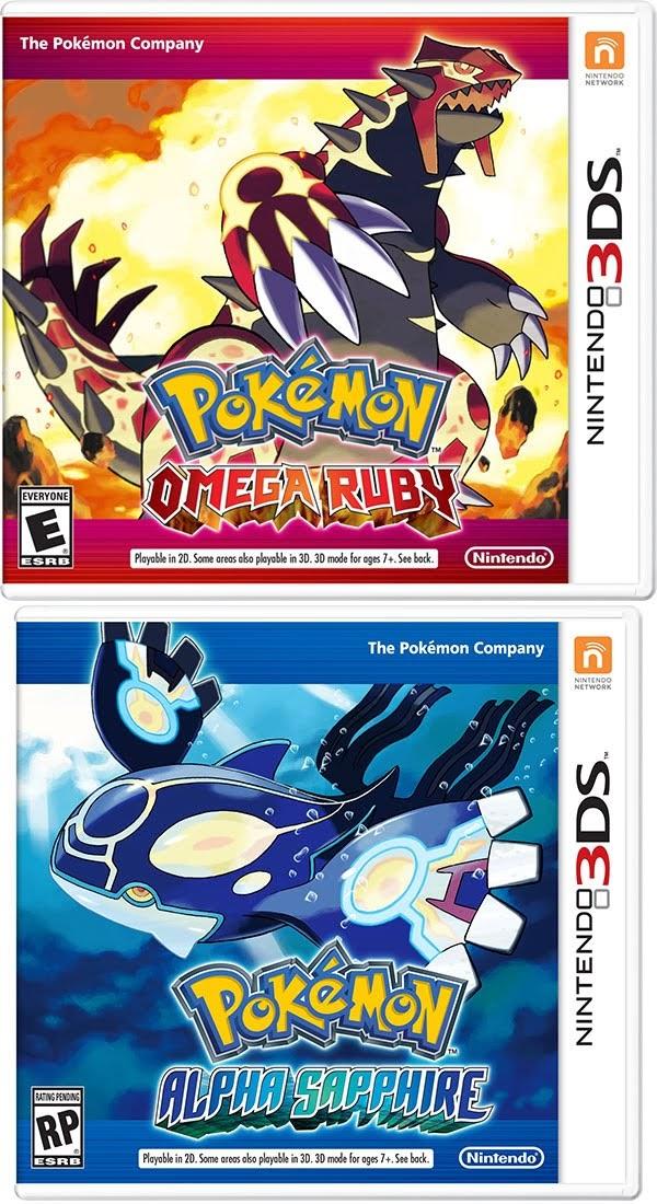 Descargar Pokemon Rubi Omega Y Zafiro Alfa Mediafire 1 Link Espanol