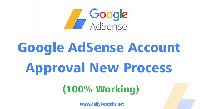 Google AdSense Account Approval Process 2018 December